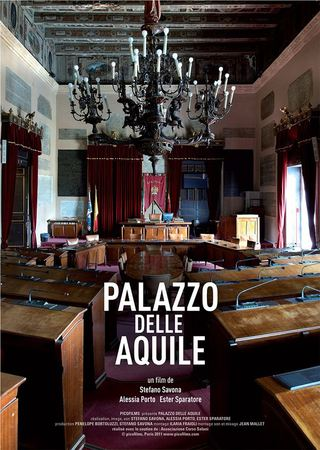 locandina di Palazzo delle Aquile