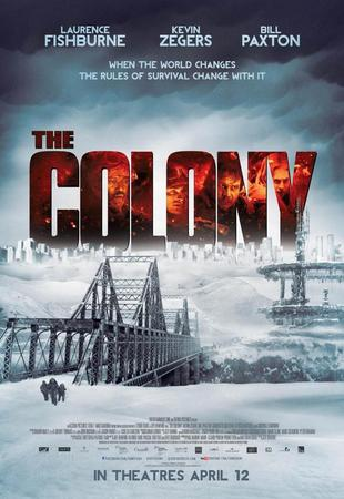 locandina di The Colony