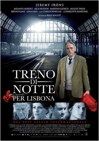 locandina di Treno di notte per Lisbona
