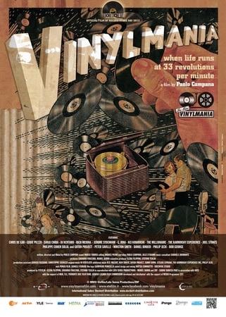 locandina di Vinylmania - Quando la vita scorre a 33 giri al minuto
