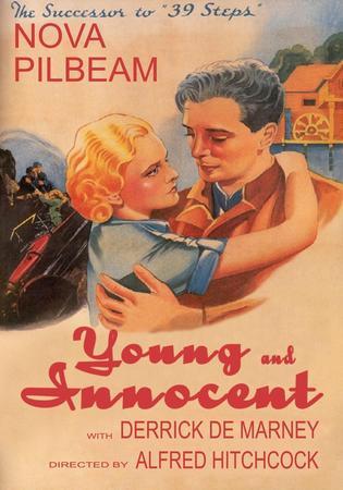 locandina di Giovane e innocente