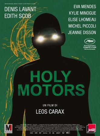 locandina di Holy Motors