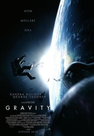 locandina di Gravity