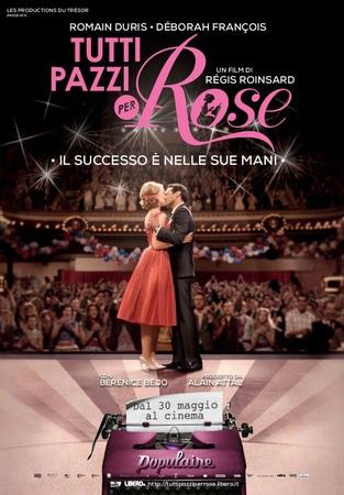 locandina di Tutti pazzi per Rose