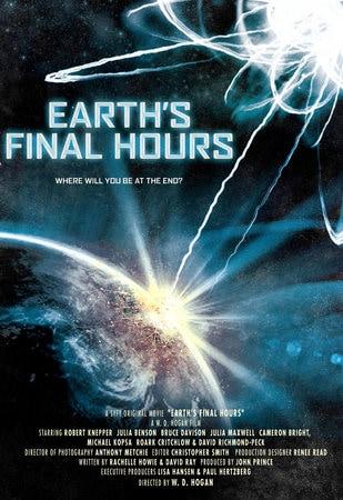 locandina di Le ultime ore della Terra