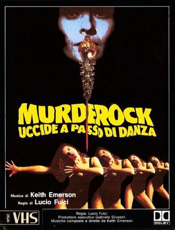 locandina di Murderock. Uccide a passo di danza