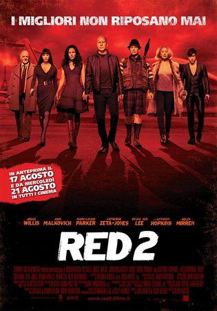 locandina di Red 2