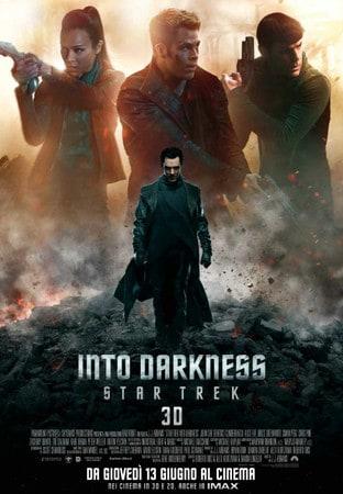 locandina di Star Trek Into Darkness