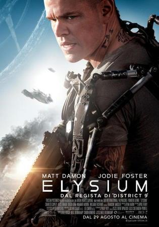 locandina di Elysium