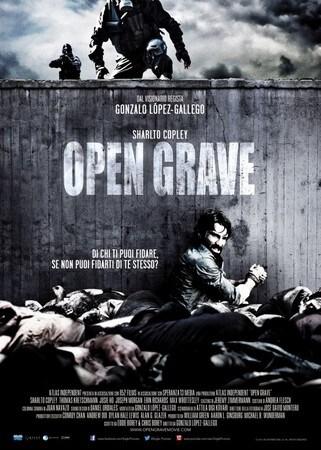 locandina di Open Grave