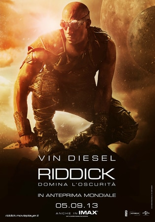 locandina di Riddick