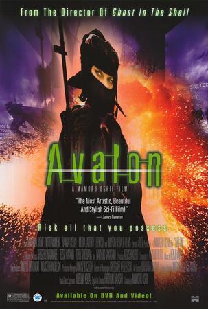 locandina di Avalon