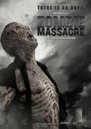 locandina di Zombie Massacre