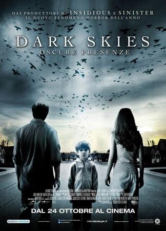 locandina di Dark Skies - Oscure presenze