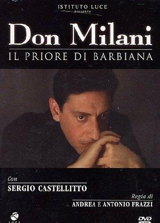 locandina di Don Milani - Il priore di Barbiana