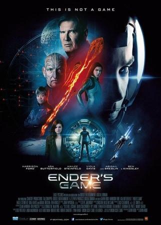 locandina di Ender's Game
