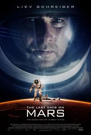 locandina di The Last Days on Mars