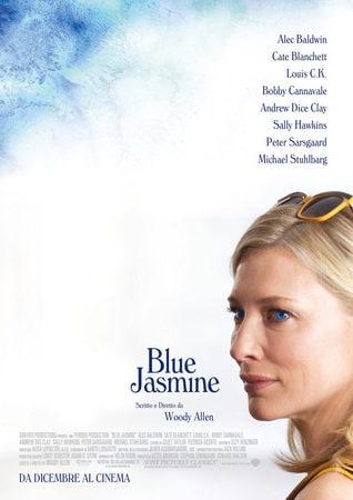 locandina di Blue Jasmine