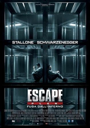 locandina di Escape Plan - Fuga dall'inferno