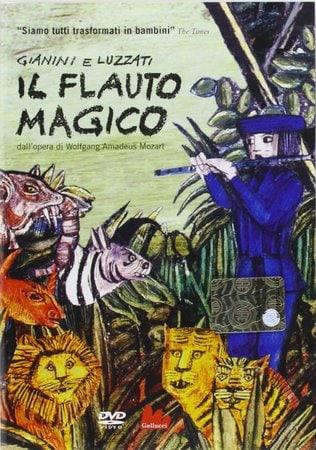locandina di Il flauto magico