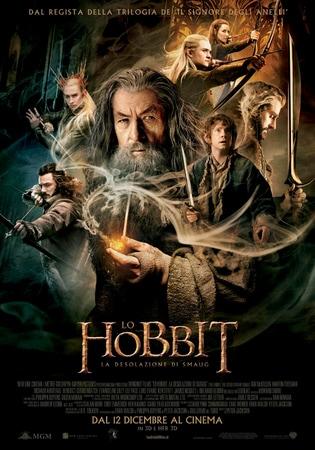 locandina di Lo Hobbit: La desolazione di Smaug
