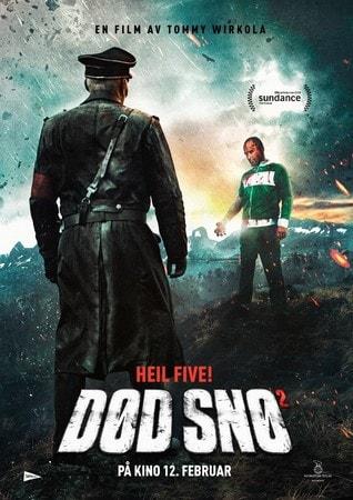 locandina di Dead Snow: Red vs. Dead