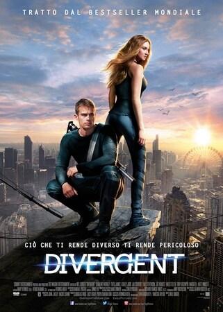 locandina di Divergent