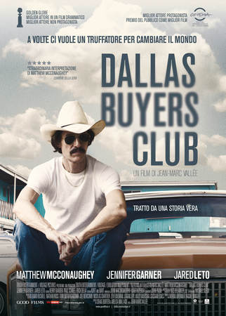locandina di Dallas Buyers Club