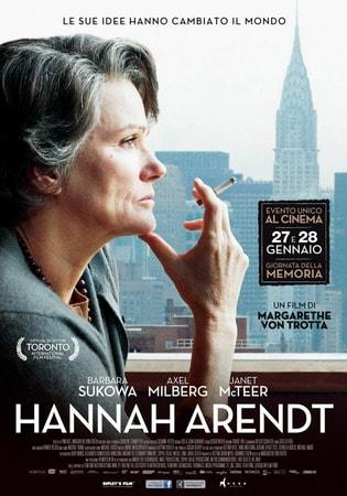 locandina di Hannah Arendt