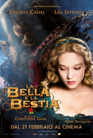 locandina di La Bella e la Bestia