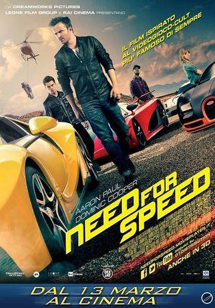 locandina di Need for Speed