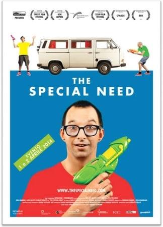 locandina di The Special Need