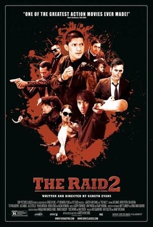 locandina di The Raid 2