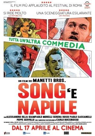 locandina di Song 'e Napule