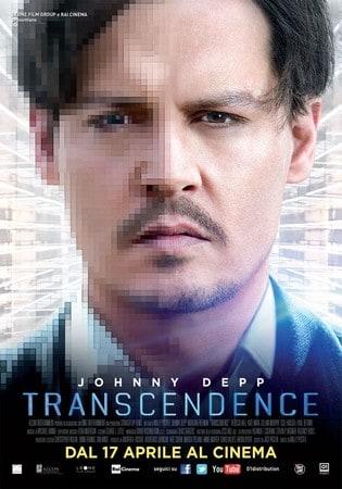 locandina di Transcendence