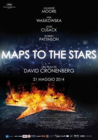 locandina di Maps to the Stars