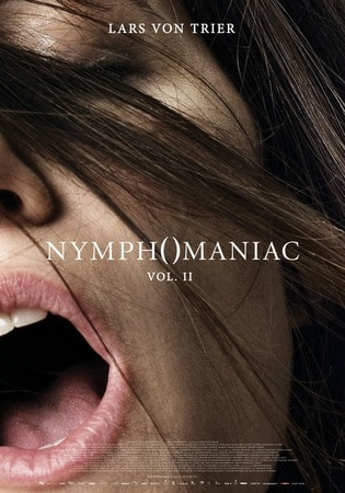 locandina di Nymphomaniac