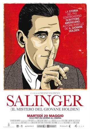 locandina di Salinger - Il mistero del giovane Holden