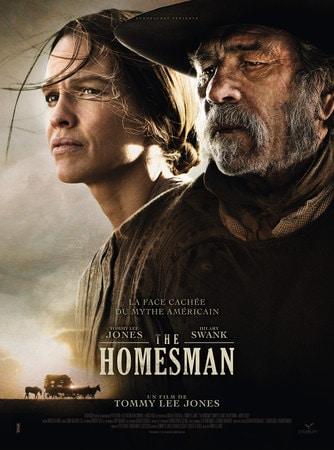 locandina di The Homesman