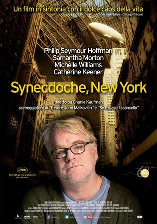 locandina di Synecdoche, New York
