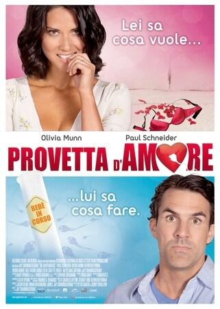 locandina di Provetta d'amore