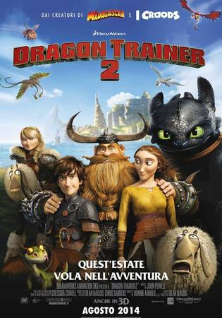 locandina di Dragon Trainer 2