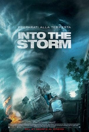 locandina di Into the Storm