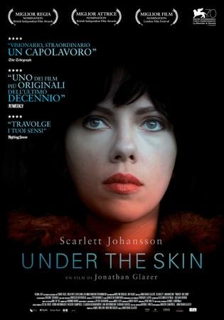 locandina di Under the Skin