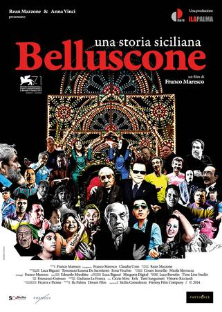 locandina di Belluscone - Una storia siciliana