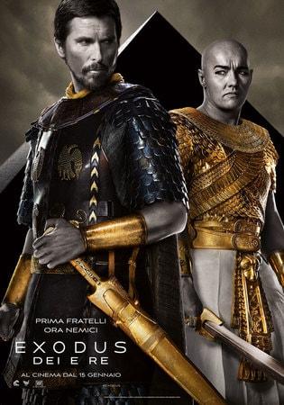 locandina di Exodus: Dei e Re