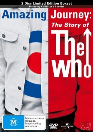 locandina di Amazing Journey: The Story of The Who