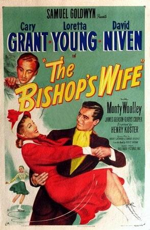 locandina di La moglie del vescovo