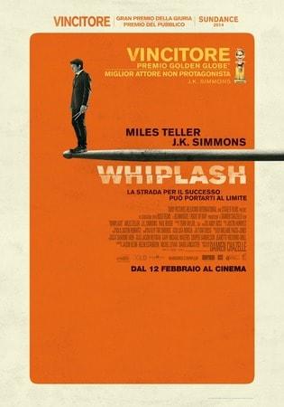 locandina di Whiplash
