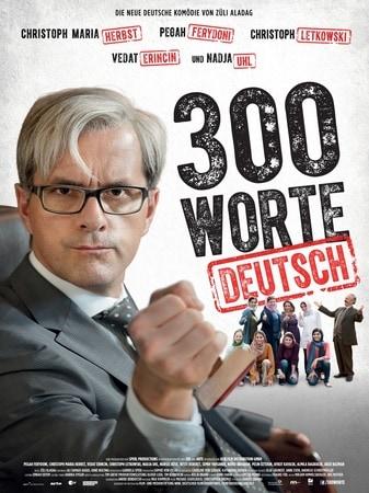 locandina di 300 Worte Deutsch